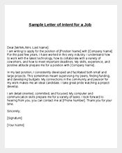 Sample-Letter-of-Intent-For-a-Job-Template-Download