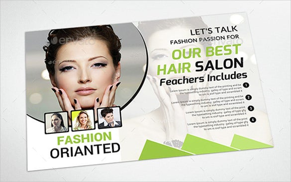multipurpose business postcard for salon services1