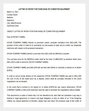 Letter-Of-Intent-For-Purchase-Of-Computer-Equipment-Template-Sample