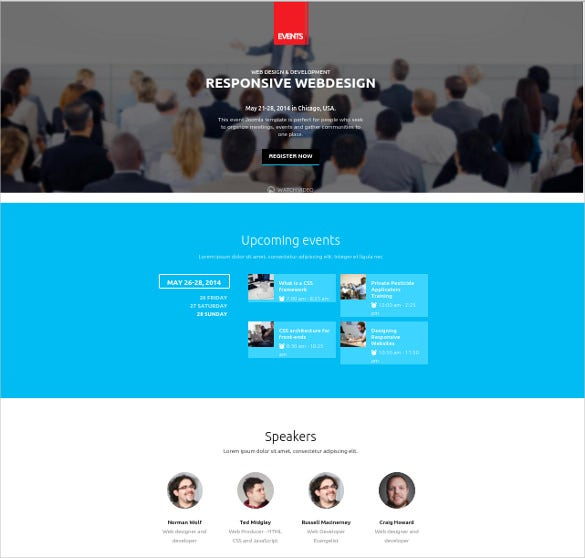 even manager joomla template
