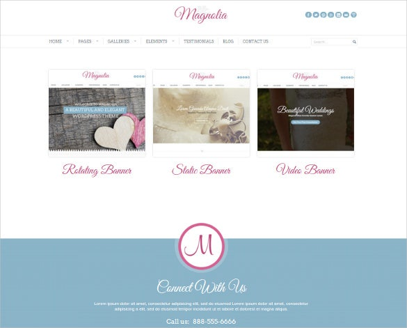 20 event blog themes templates free premium templates. Black Bedroom Furniture Sets. Home Design Ideas