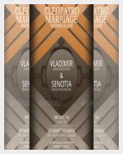 Beautiful Wedding shower invitation Template