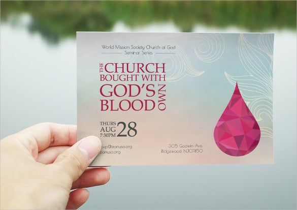 16 seminar invitation templates free sample example format church prayer seminar invitation stopboris Image collections