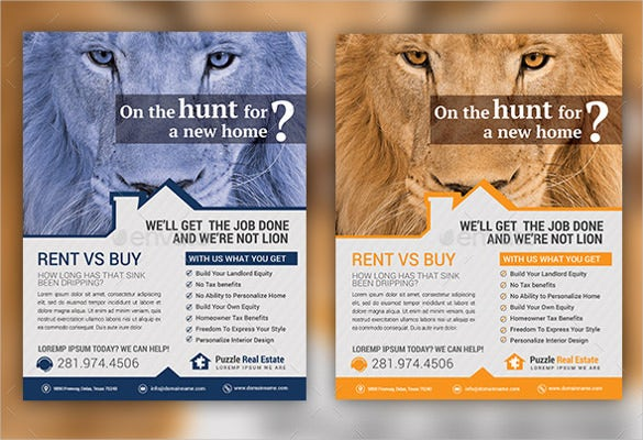 20+ Realtor Postcard Templates – Free Sample, Example, Format ...