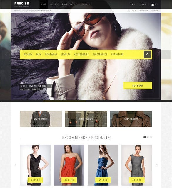 multipurpose event responsive magento theme