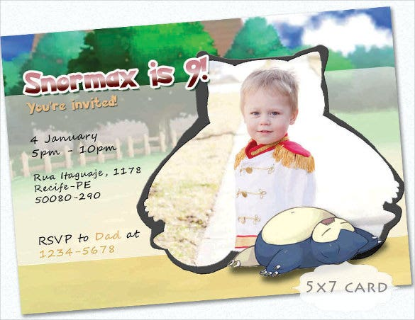 postcard templates for kids in cartoon pic