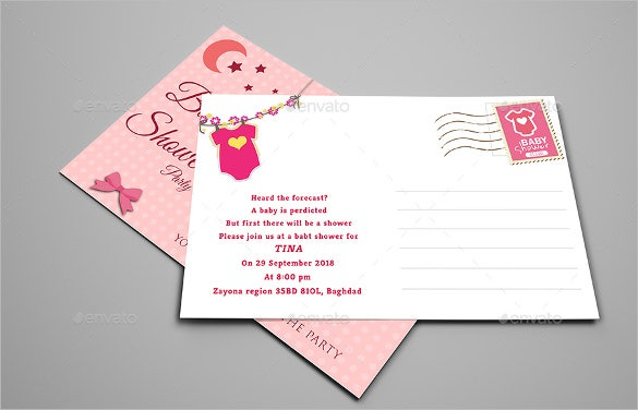 postcards template for kids