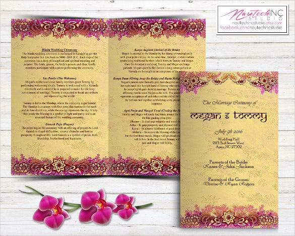35 Traditional Wedding Invitations Psd Free Amp Premium