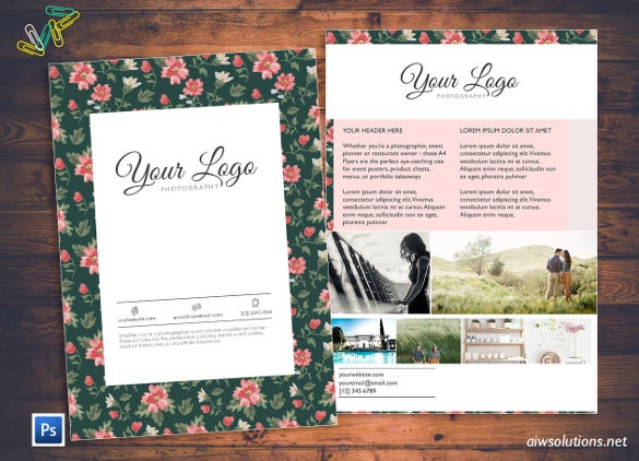 postcard mailing template in new look