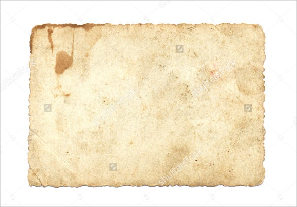 If Its An Authentic Vintage Look That You Want For Your Postcard Should Opt This Blank Which Appears To Be A Tattered Old Paper