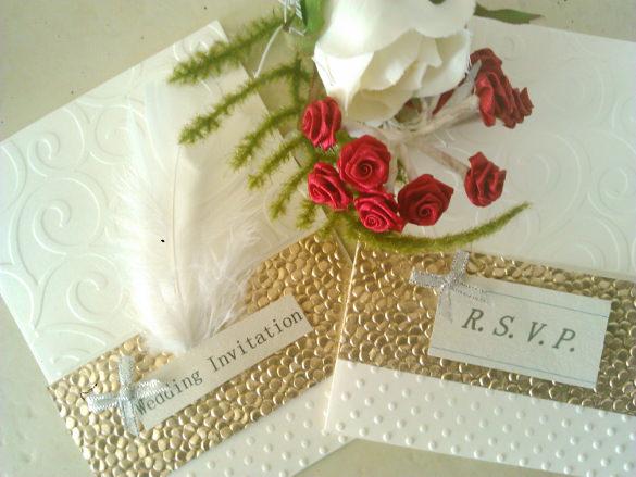 best wedding invitation with envelopes