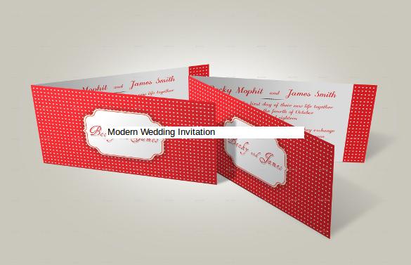 modern wedding invitation1
