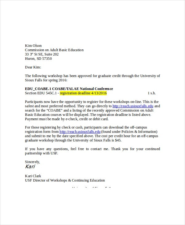 approval letter for thesis proposal