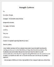 Funny Complaint Letterz1