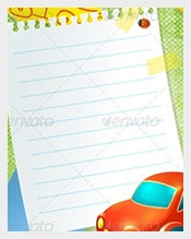 Toy-Car-Blank-Postcard-Template-in-Vector-EPS