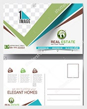 Real-Estate-Postcard-Template-Vector-Format