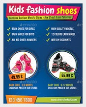 Kid-Shoes-Postcard-Template-PSD-Format