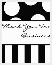 Thank-You-For-Your-Business-Postcard