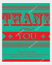 vector-illustrated-Thank-You-postcard