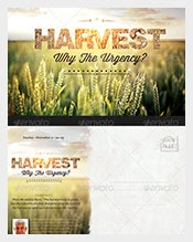 Harvest-Church-Postcard-Template