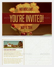 Mothers-day--Church-Postcard-