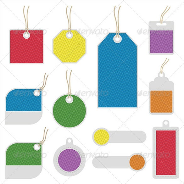 gift tags and label template download
