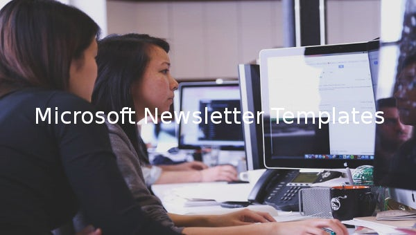 microsoft newsletter templates1