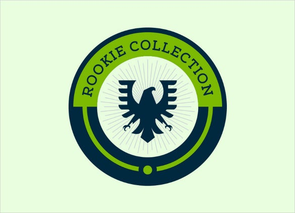 fashion logo of rookie collection