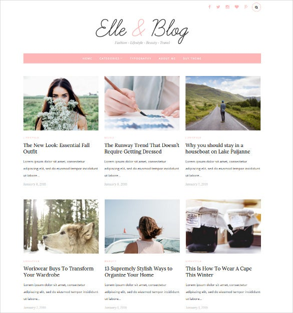 beautiful hosting wordpress blog