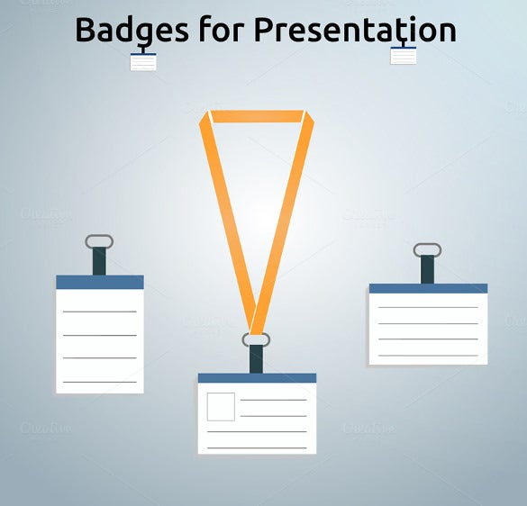 retractor and badge name tags template download