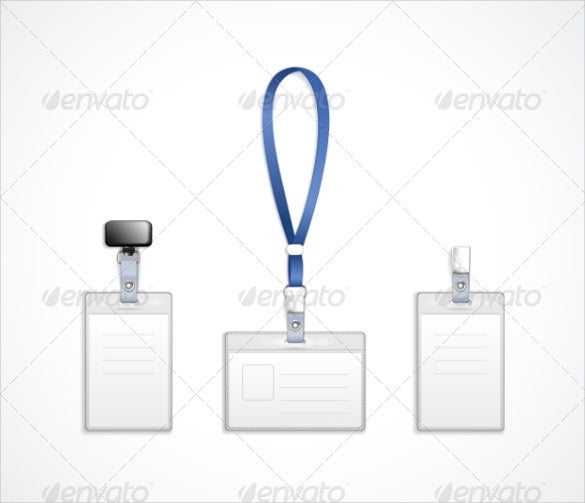 templates for name tag with lanyard download