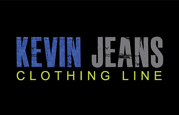 fashion logo of kevin jeans