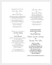 Wedding Invitation Template 458 Word Pdf Psd Jpg Indesign