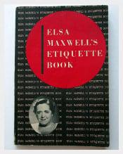 Vintage Etiquette Book