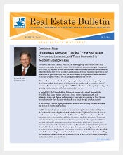 real estate email newsletter