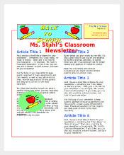 Microsoft ClassNewsletter