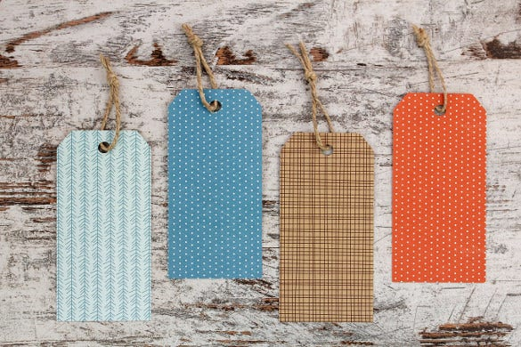 paper hang tags template download