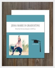 Graduation Announcement for Everyone