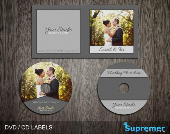 Dvd Cover Wedding Template Photoshop Free Download Crisecap