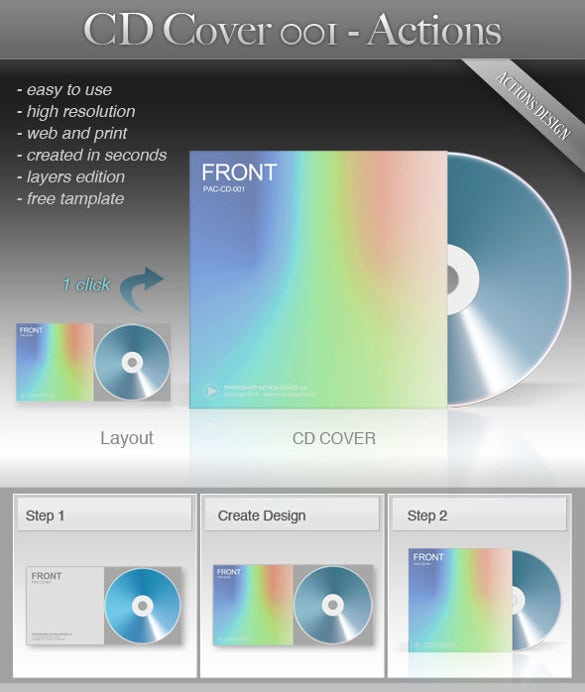 create cd cover in a few seconds raw download