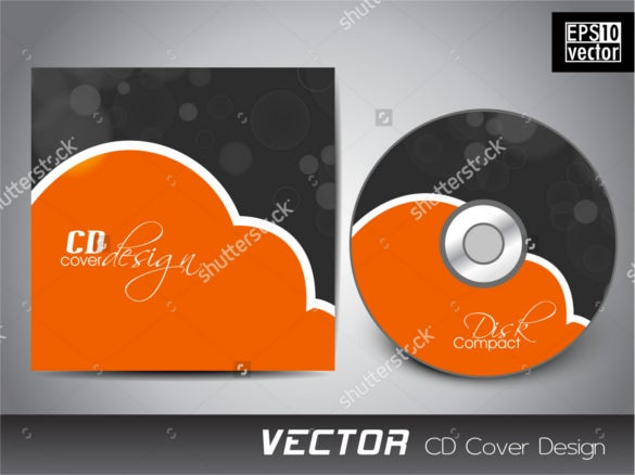 CD Cover Template - 51+ Free PSD, EPS, Word Format ...