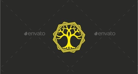 tree logo vector eps download