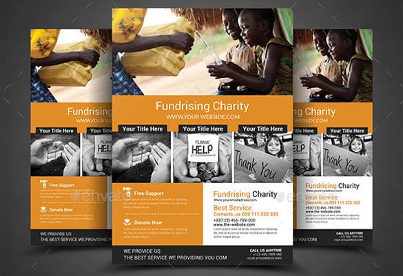 16+ Fundraiser Invitation Templates - Free PSD, Vector EPS ...