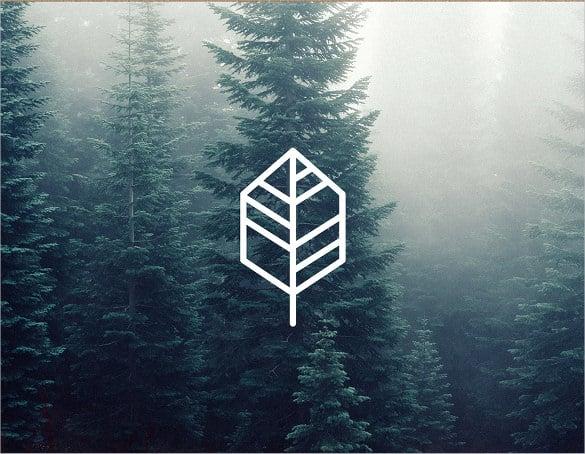harmony with nature tree logo