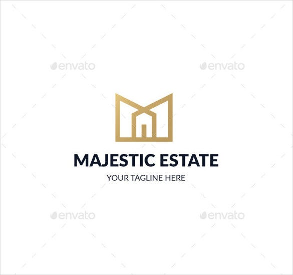real estate logo eps download