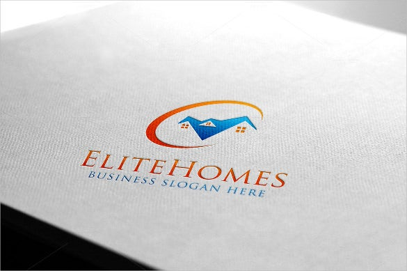 elite homes real estate logo