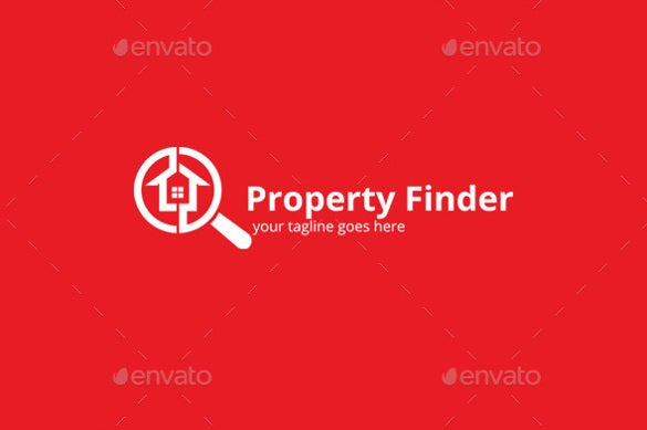 property real estate logo template download