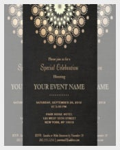 Elegant-Gold-Circle-Formal-Invitation