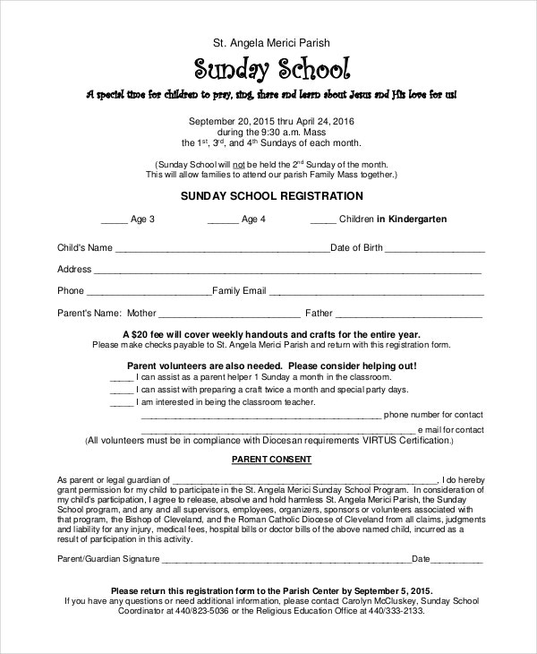 Sunday-School-Registration-Certificate