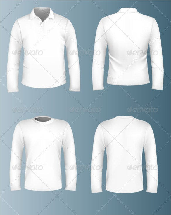 editable blank shirt and cap - T Shirt Template Psd Free Download